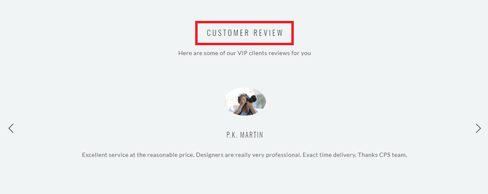client-review